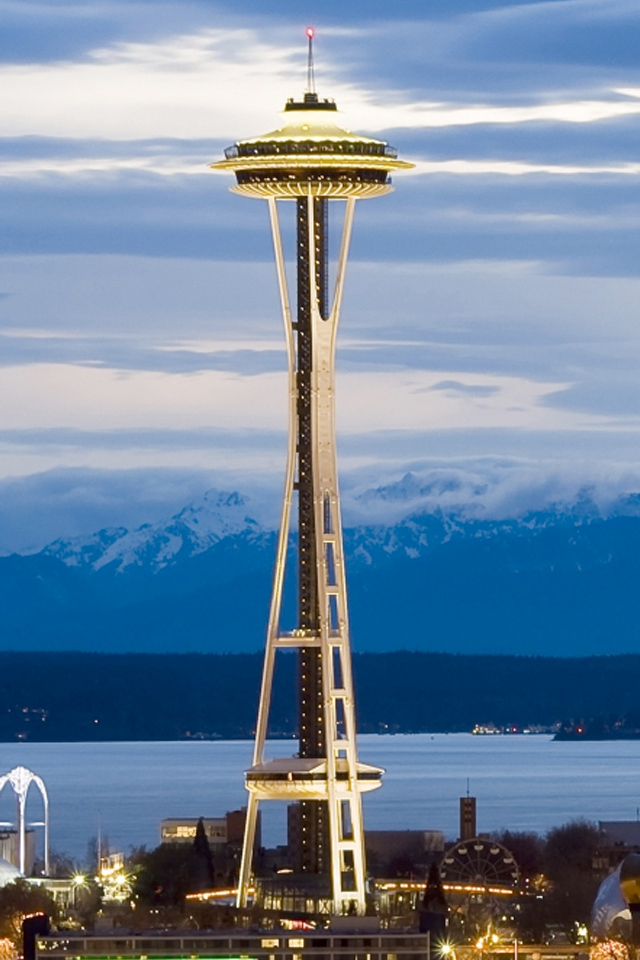 Love U Wallpapers With Quotes Seattle Center Iphone Wallpaper Hd