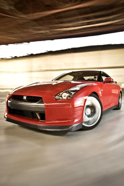 Nissan GTR iPhone Wallpaper HD