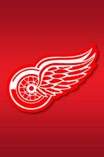 Detroit Red Wings iPhone Wallpaper HD