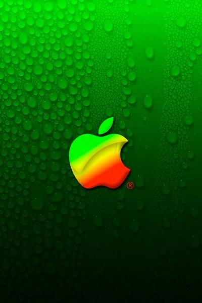 Apple Logo iPhone Wallpaper HD