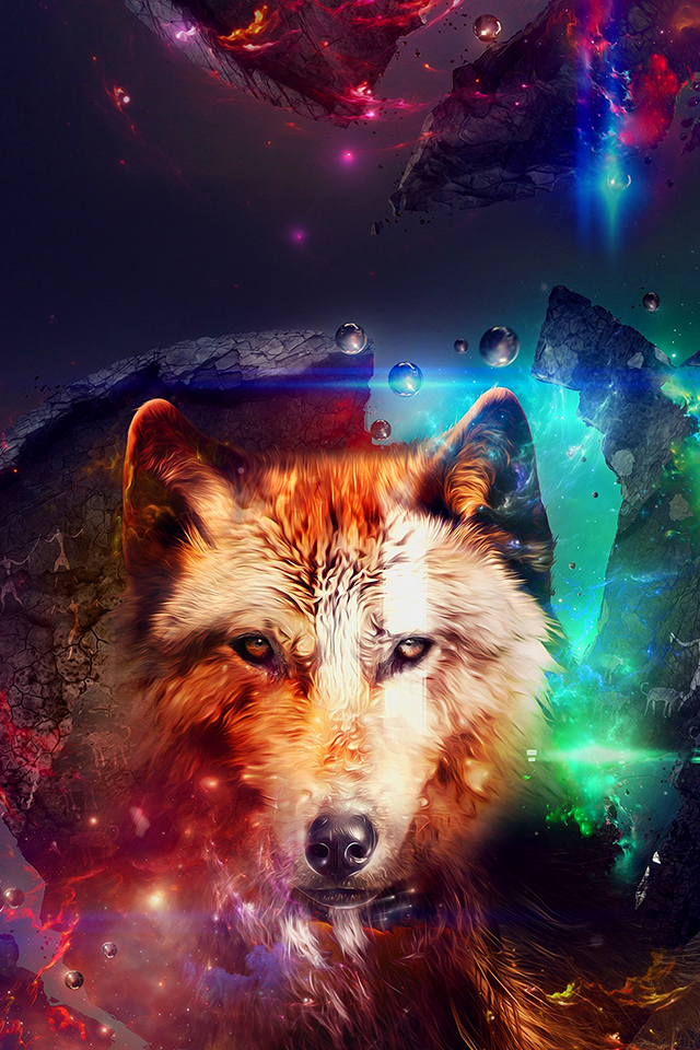 Iphone 6 Wallpaper Life Quotes Abstract Wolf Iphone Wallpaper Hd