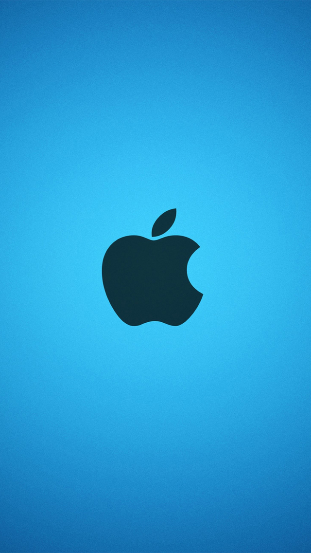 Iphone 6s Wallpaper Hd Quotes Apple Blue Iphone Wallpaper Hd
