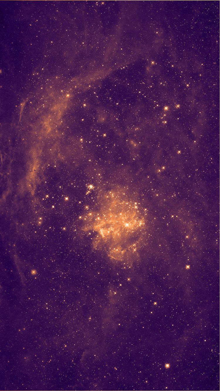 3d Asteroid Wallpaper Tarantula Nebula Iphone Wallpaper Hd