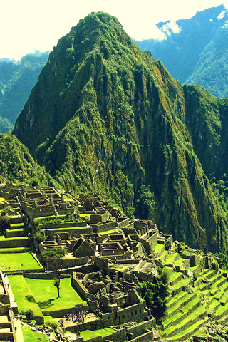 Palace Wallpaper Hd Peru Machu Picchu Iphone Wallpaper Hd