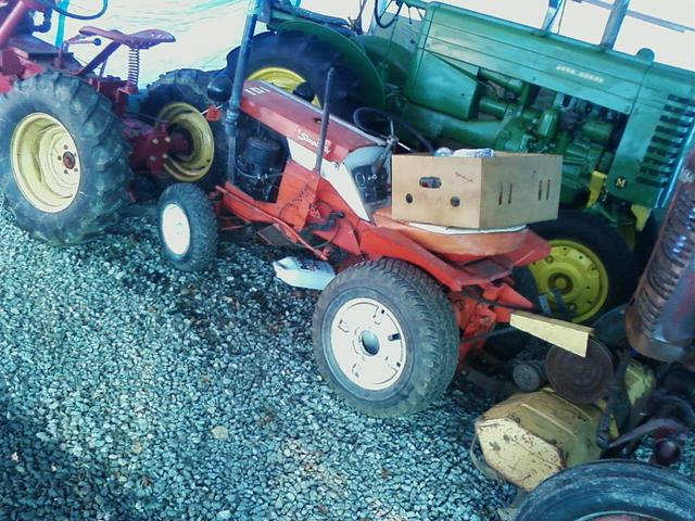 DIAGRAM Agco Allis Garden Tractor Wiring FULL Version HD Quality
