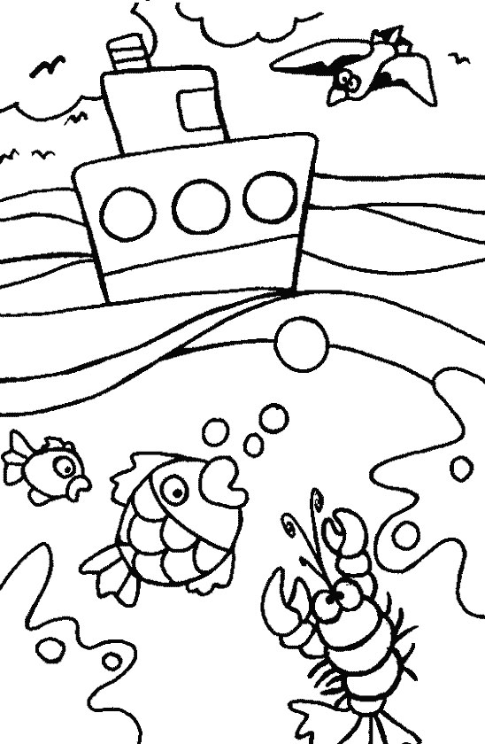 toddler activities coloring - Căutare Google Sea page Pinterest - fresh airplane coloring pages to print