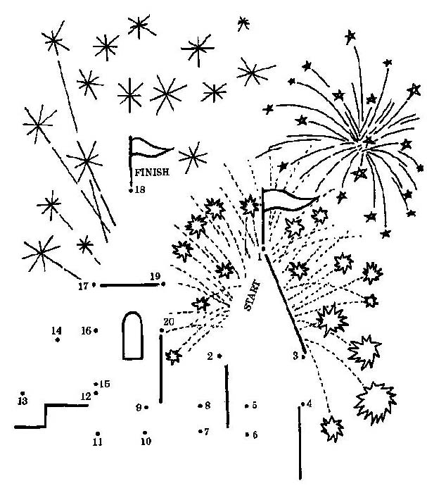 Free Printable Dot to Dot Pages All Kids Network