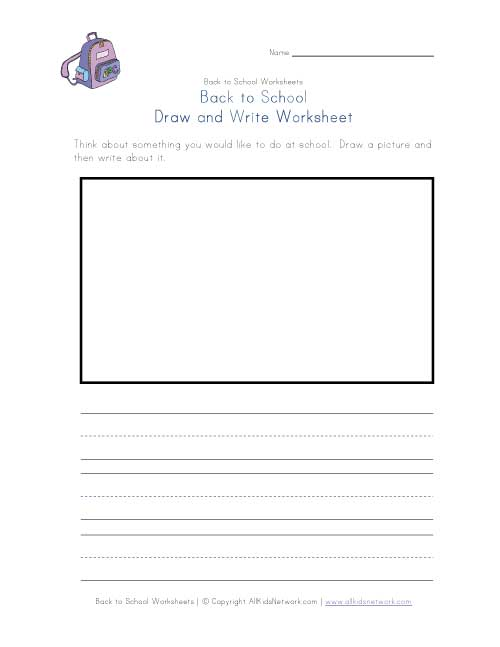 Drawing paper with writing lines - Printable pages of lined paper