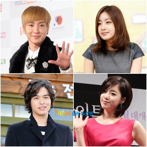 best couples from we got married on mbc with pictures
