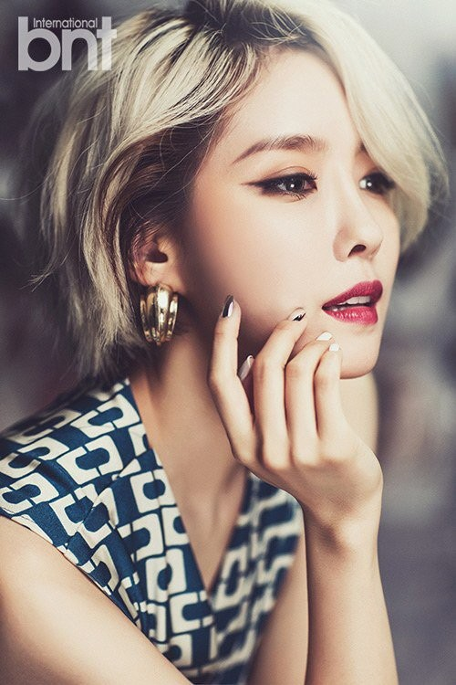 Pretty Little Girl Wallpaper Hyomin Leaves Fans In Awe With A Gorgeous Photoshoot
