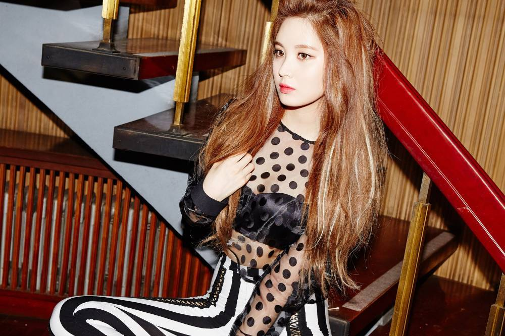 Girls Generation Tiffany Wallpaper Seohyun Talks About Writing The Lyrics For Only U For