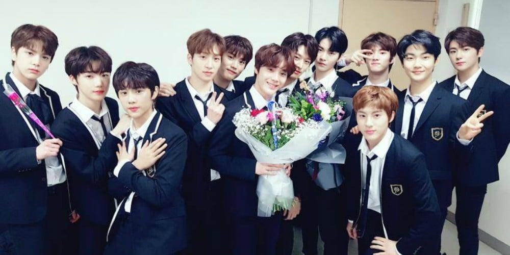 Bts Hd Wallpaper Desktop The Boyz Attend Member Joo Hak Nyeon S Hanlim Multi Art