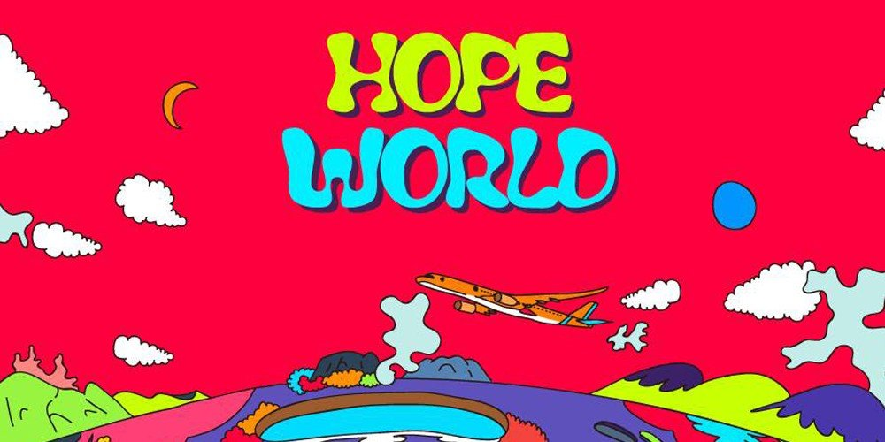 j-hope\u0027s \u0027Hope World\u0027 tops iTunes charts in 63 countries, the most