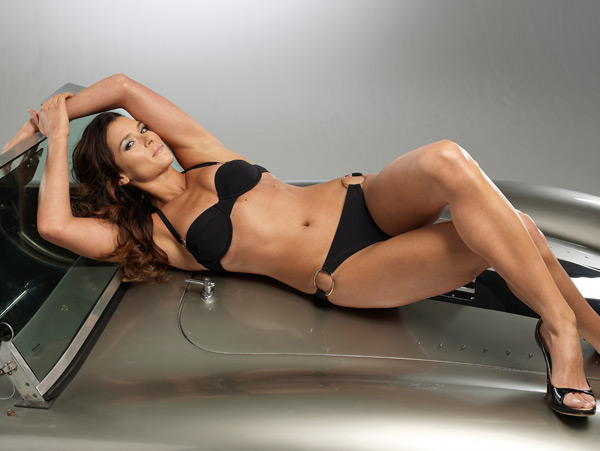 Danica Patrick Topless Selfie On Sports Illustrated
