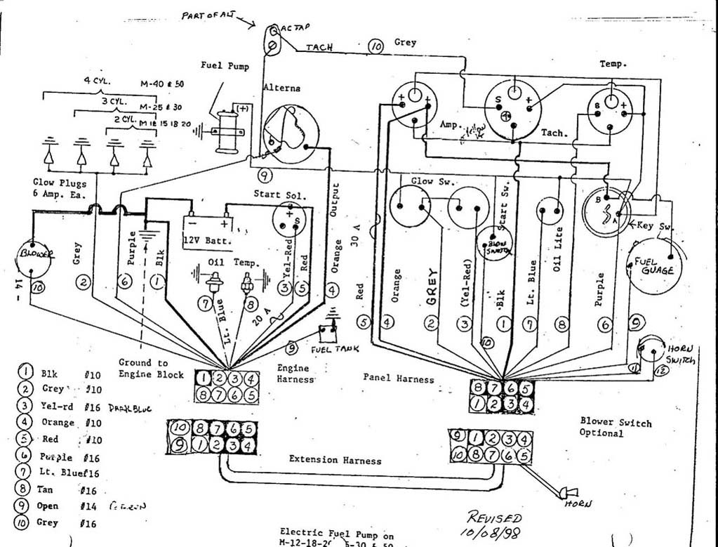 universal wire harness instructions