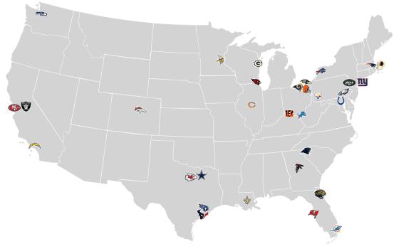 NFL-teams-in-original-location