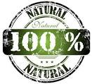 all natural logo