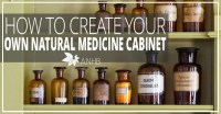 How to Create Your Own Natural Medicine Cabinet | All ...