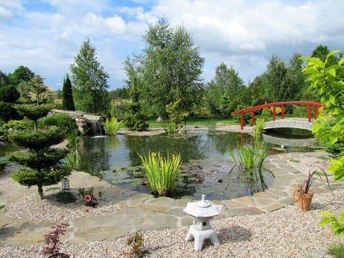 Jardin Japonais  Comment faire un Jardin zen ? Arbuste, Idées, Photos - Jardin Japonais Chez Soi