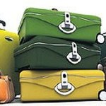 """""""I ain't takin' nothin' that'll slow down my travelin'"""": Family packing tips"""