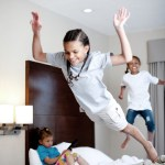What makes for great family-friendly lodging on the road?