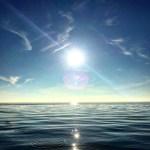 Sun on Lake Michigan puremichigan leelanau Continue reading raquo