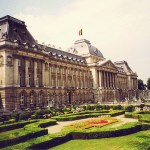 The Royal Palace in Brussels is open to the public