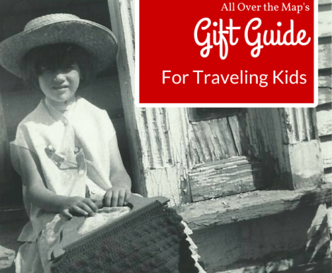 Gift Guide for Traveling Kids