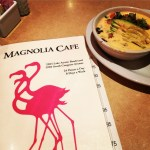 on the recommendation of many, and because we miss Magnolia,…
