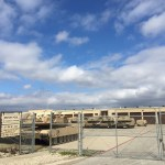 Touring Fort Hood, Texas. Lots and lots of tanks and…