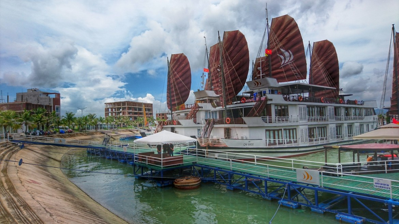 Croisière en jonque à Ha Long