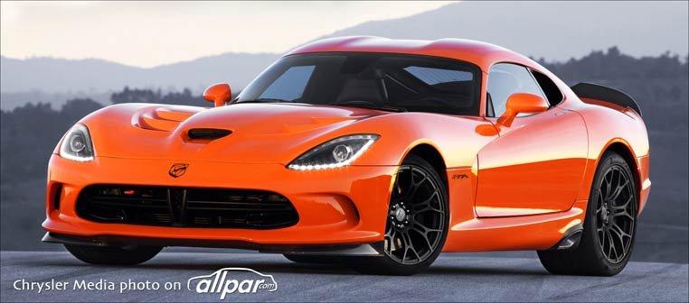 2013 Dodge Viper TA