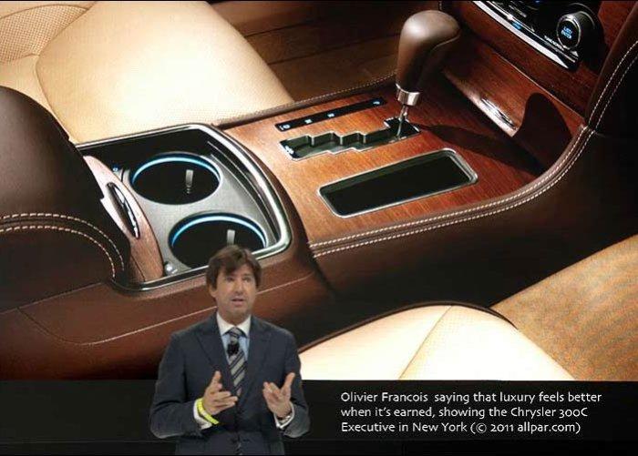 Chrysler 300C Luxury