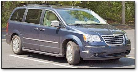 Chrysler 40 liter V6 engines Minivans, Pacifica, Nitro