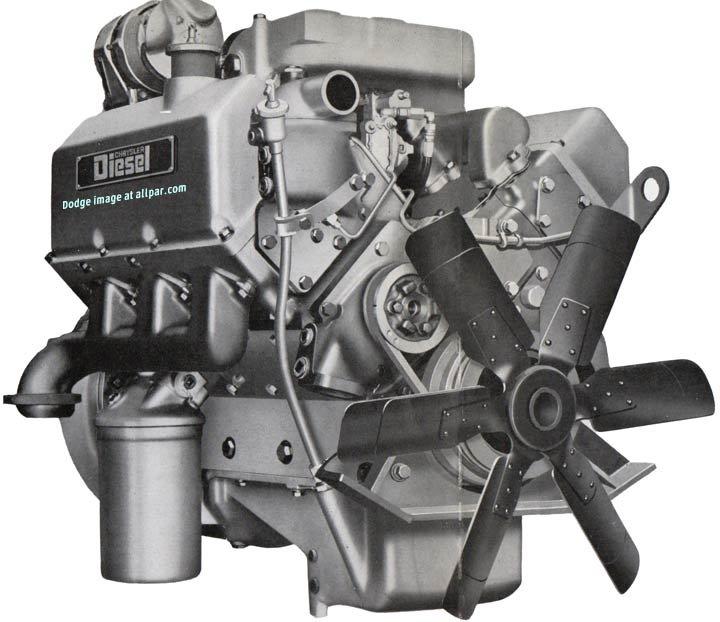 Cummins 59 liter and 67 liter inline six-cylinder diesel engines