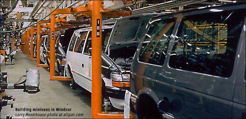 The Chrysler 41TE automatic transmission (transaxle)