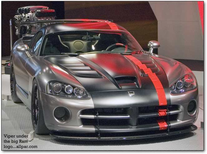 2008 2010 Dodge Viper Acr Car Information And Specifications