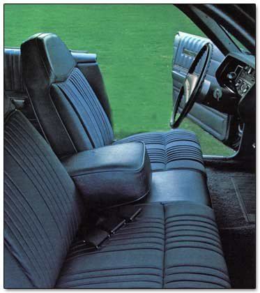 Dodge Polara - the luxury land yachts, from 1960 to 1973 (and some