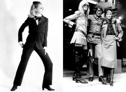 Yves Saint Laurent Fall/Winter 1966/67