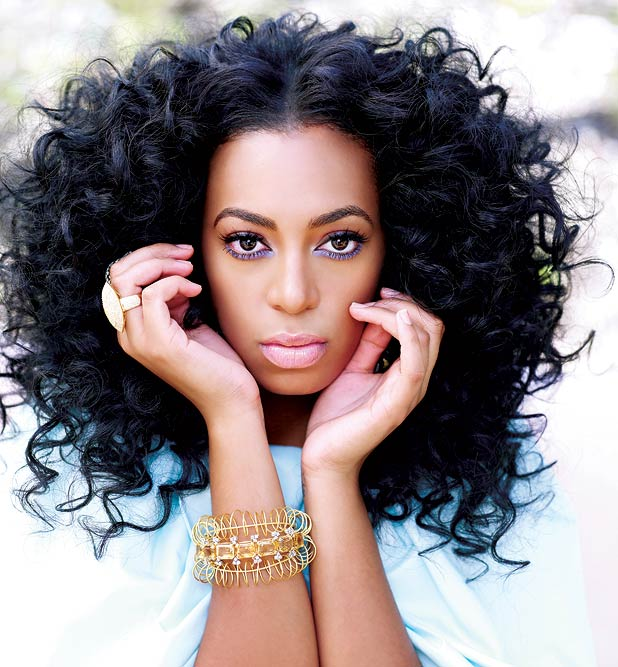 Solange picture in Sol-Angel and the Hadley St. Dreams