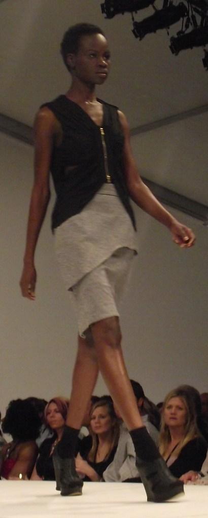 Cody Sai at Charleston Fashion Week 2011