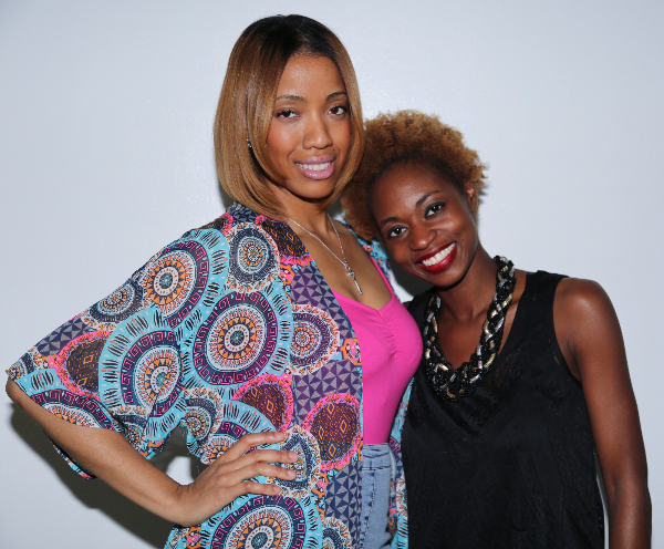 Cacha` and Pen (Photo by Katherine Angelique)