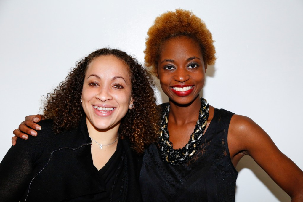 Pen and KC at Flavor's Night Out (Photo by Katherine Angelique)