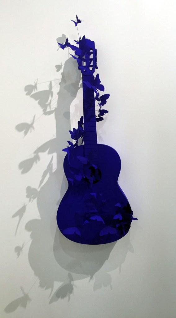 Art from Morgan Lehman Gallery (Image by LoudPen)