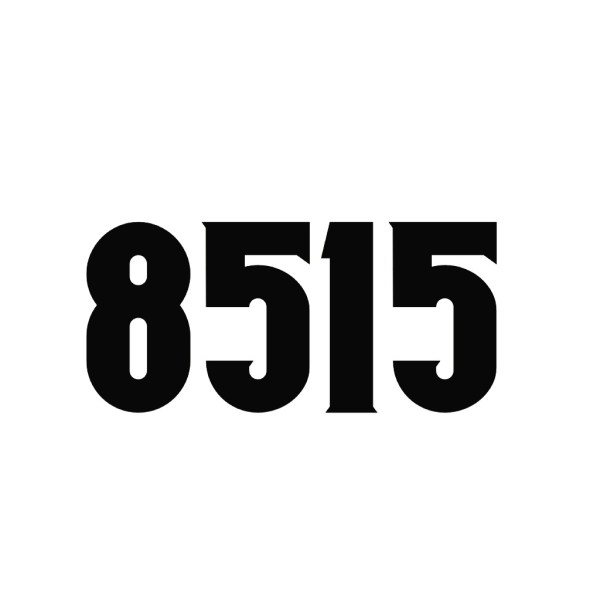 8515 logo (Designed by Cacha` Lopez)