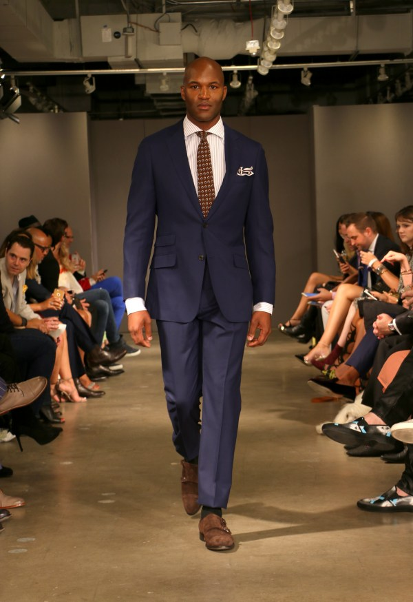 Suit Supply at Fashion X Dallas (Image by Shana Anderson)