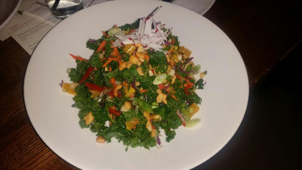 Kale Salad at Cooper's Hawk (Image by LoudPen)