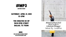 #MP3 Invite (Designed by 8515)