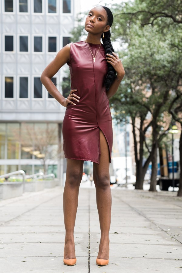 Photo Credits:  Clothes: MusebyDC Jewelry: Strut Shoes: ShuEsq  Styling: LoudPen  Hair Stylist: Evia  Makeup Artist: Tony Price  Model: Shanitta Turner Photographer: DeMarcus Mitchell