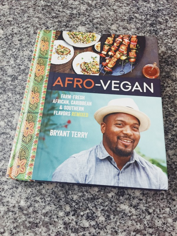 Afro Vegan Cookbook by Bryant Terry (Image by LoudPen)